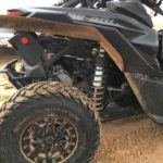 MUD FLAP EXTENSION CAN-AM MAVERICK X3 - MAX COVERAGE-17427