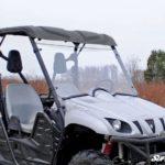 SUPER ATV FULL WINDSHIELD SCRATCH RESISTANT YAMAHA RHINO-17362