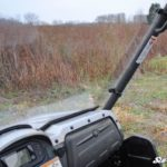 SUPER ATV FULL WINDSHIELD SCRATCH RESISTANT YAMAHA RHINO-17364