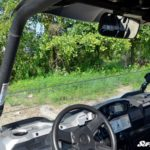 SUPER ATV HALF WINDSHIELD SCRATCH RESISTANT YAMAHA VIKING-17351