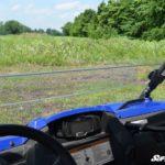 SUPER ATV HALF WINDSHIELD YAMAHA WOLVERINE-17355