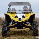 SUPER ATV FLIP WINDSHIELD SCRATCH RESISTANT YAMAHA YXZ-17345