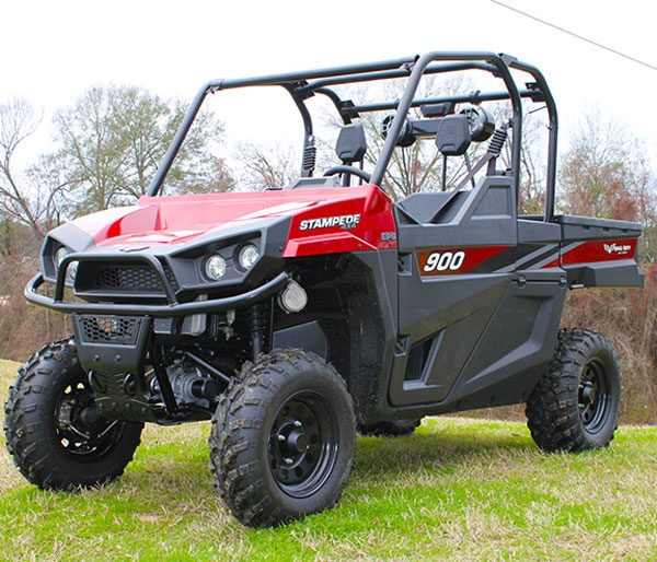 """HIGH LIFTER 2"""""""" LIFT KIT WITH A-ARMS TEXTRON STAMPEDE 900 - BLACK-0"""