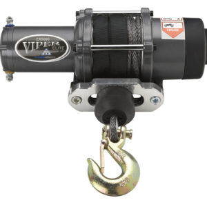 MOTOALLIANCE VIPER ELITE WINCH WITH SYNTHETIC ROPE MT-EX5000 - 5000LBS