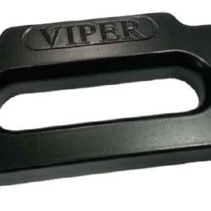 MOTOALLIANCE VIPER BLACK ALUMINUM HAWSE STANDARD SPOOL - ATV MT-MA11201-B