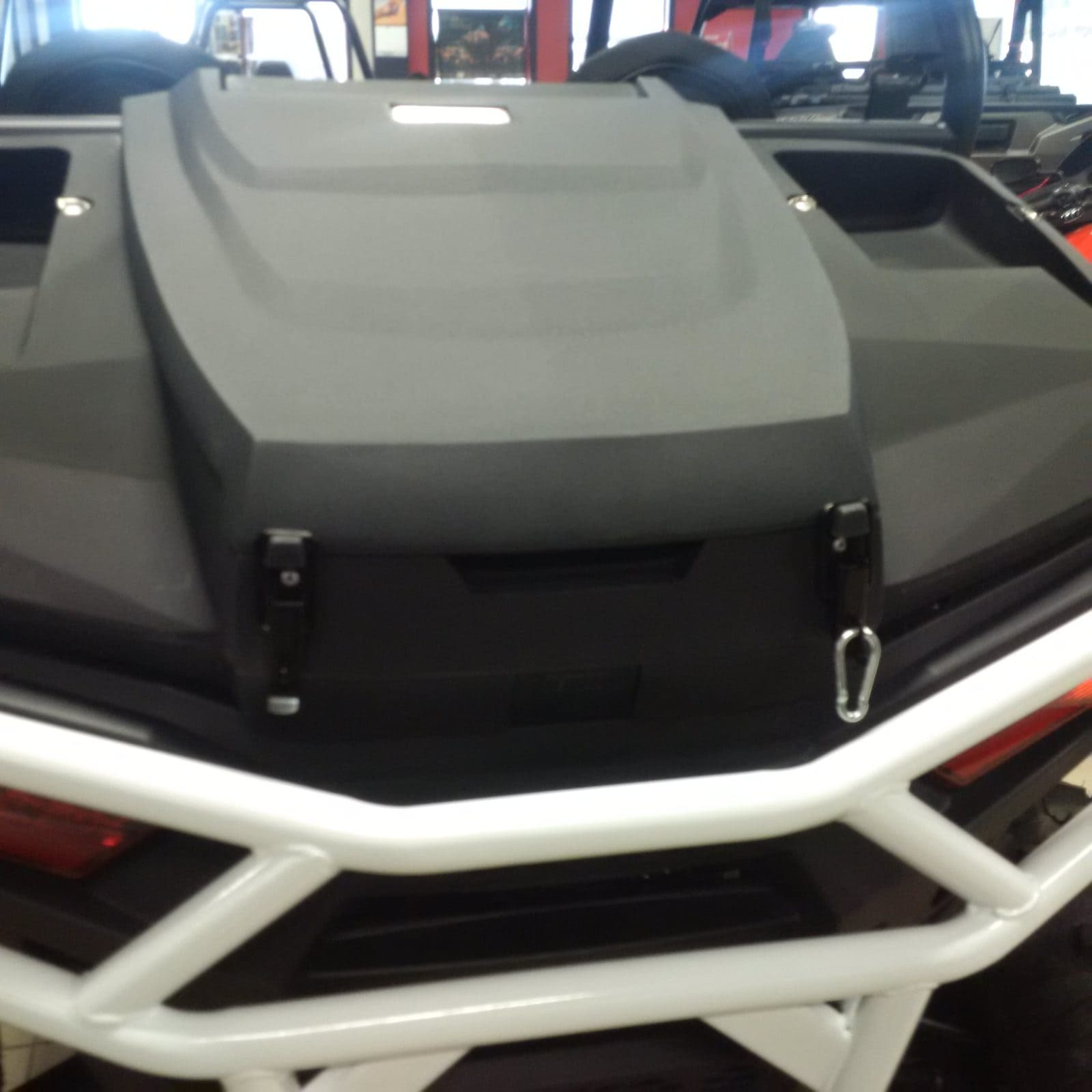 Jemco Rear Cargo Box Polaris Rzr 900 Rzr S 1000