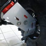 RIVAL REAR A-ARM GUARDS CAN-AM RENEGADE G2 - ALUMINUM