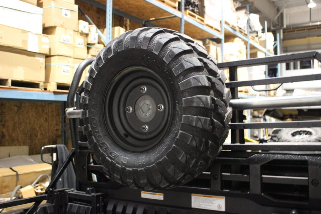 RFAB SPARE TIRE CARRIER 4