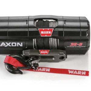 101130 - WARN WINCH WITH SYNTHETIC ROPE AXON 35-S