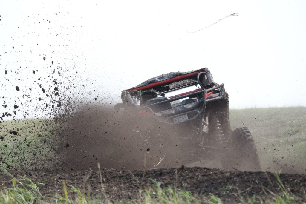 Different terrains can have an impact when to replace your UTV tires