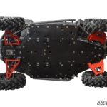 SUPER ATV SKID PLATE POLARIS RZR 900 S 900S 1000 - UMHW 2