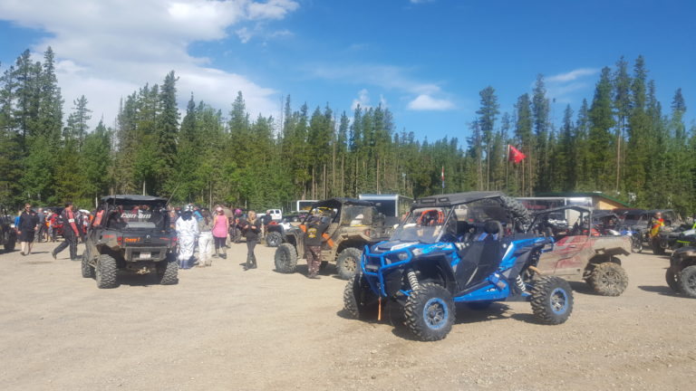 UTV Canada has attending multiple riding club events over the years. One benefit of joining and ohv riding club is meeting us
