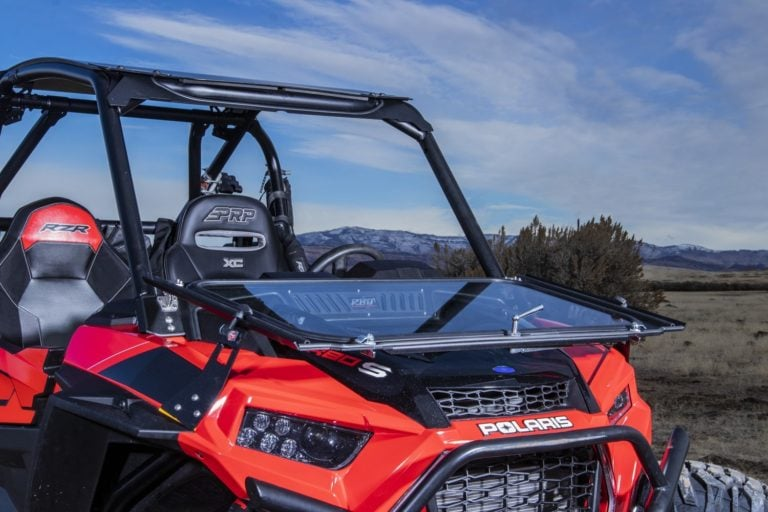 How To Clean Your UTV Windshield