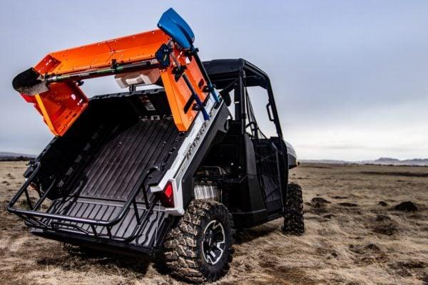 Razorback Offroad Rear Storage Rack Polaris Ranger 570 Xp