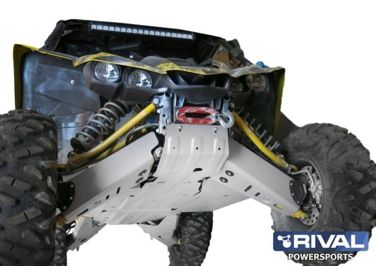Rival Skid Plates Offer Fantastic Protection At An Affordable Price