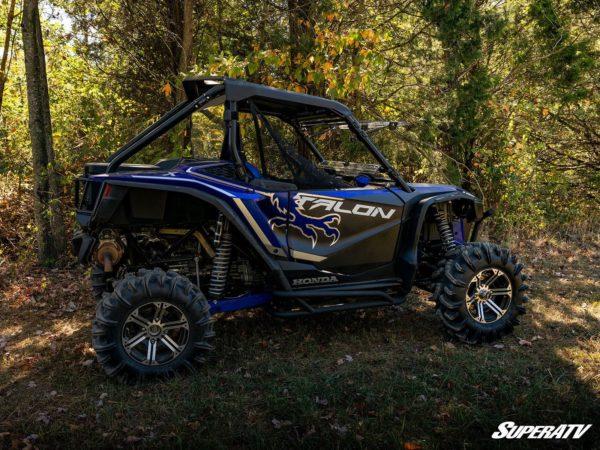 Super ATV Nerf Bars Honda Talon